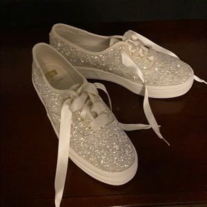 Kate Spade/Keds Wedding Shoes